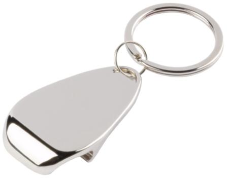 Metall in Hochglanzoptik Maße: 1 cm x 8,9 cm x 2,8 cm (H x B x L)