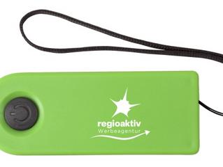Taschenlampe regioaktiv