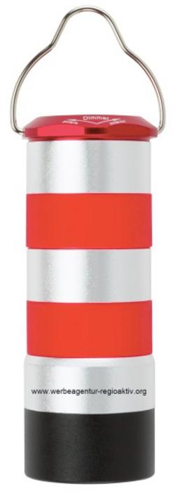Lighthouse 1-W-Taschenlampe
