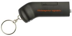 Schlüssellicht und Reifendruckmesser
