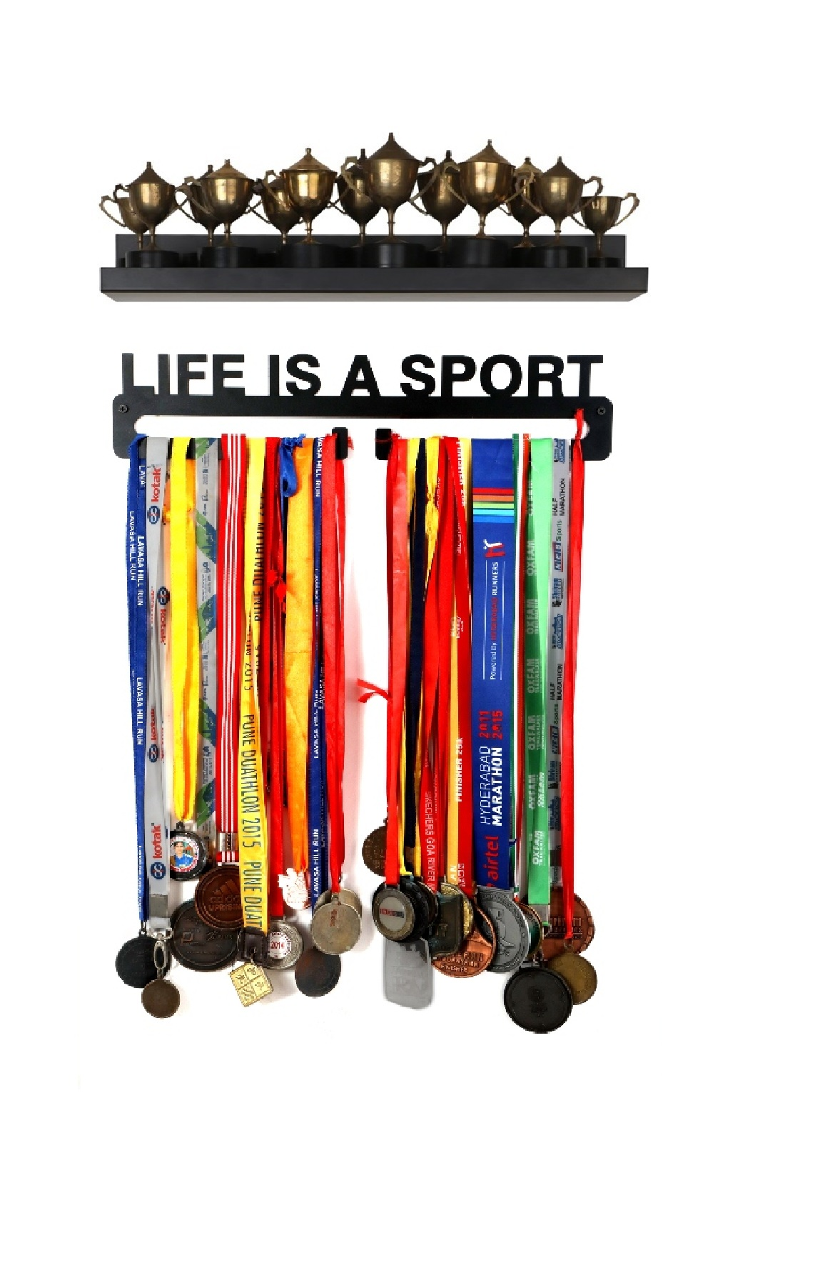 Life is a Spot + Trophy Shelf 002