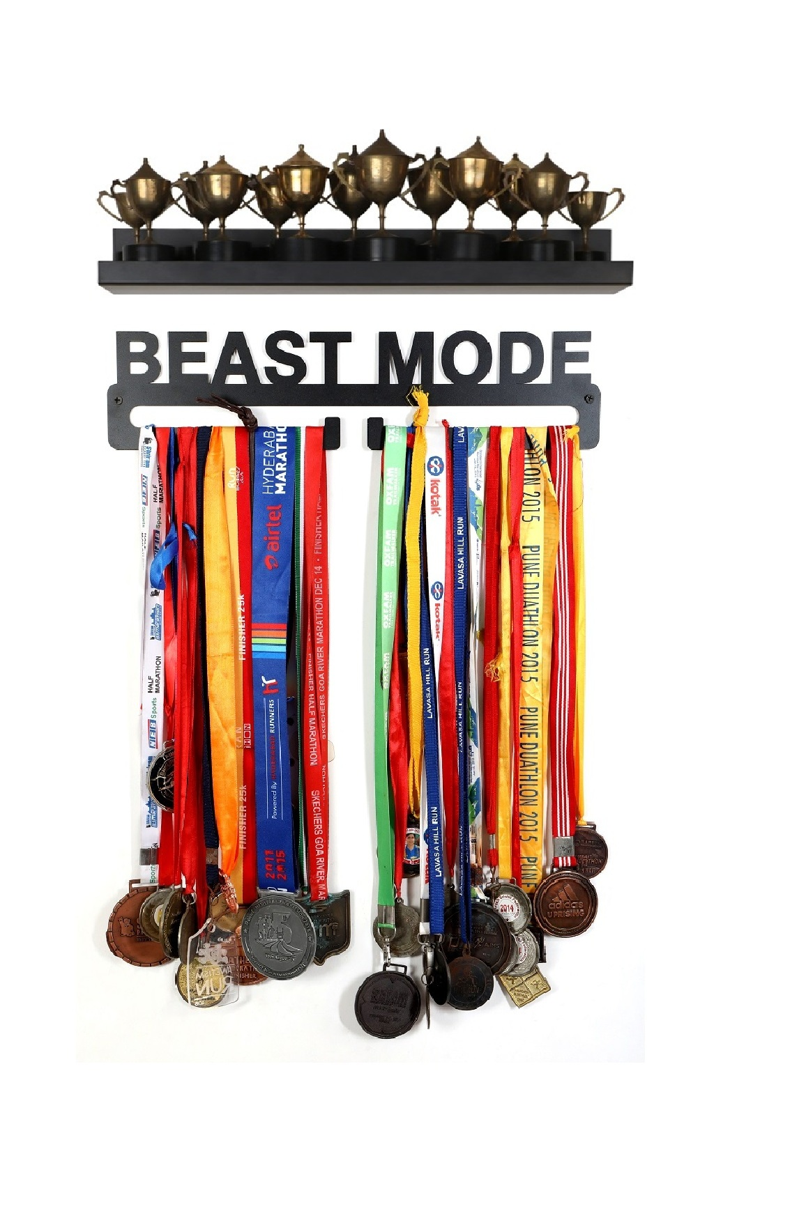 Beast Mode + Trophy Shelf 002