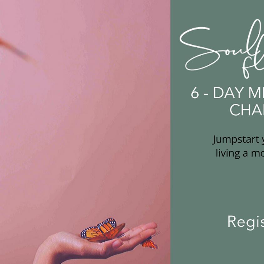 6-Day Mindfulness Challenge