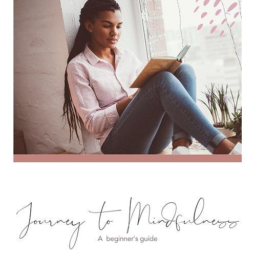 Journey to Mindfulness Ebook