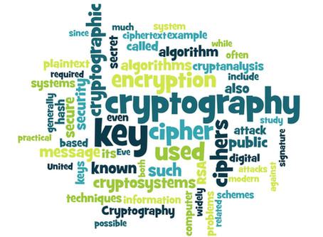 Types of Encryption for protecting our valuable data from hackers.