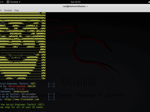 How to clone website with SEToolkit   Kali Linux