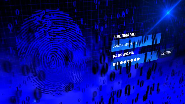 Password-protect a folder