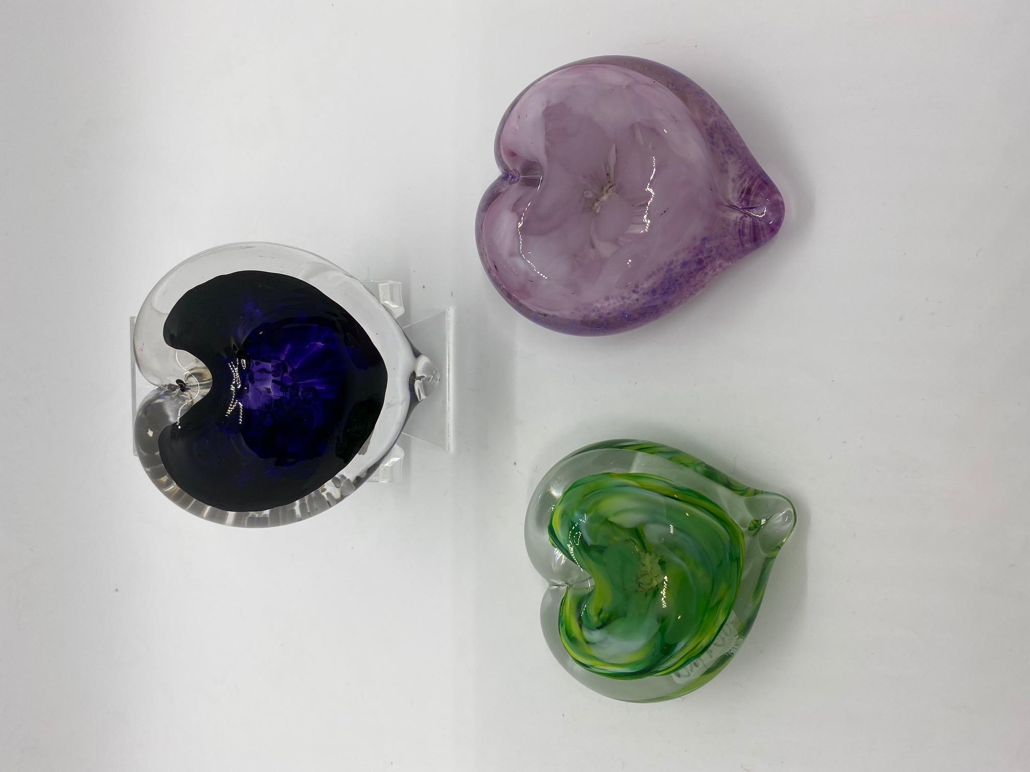 Green, Dark Purple, Pink with Purple Trim