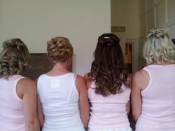 Becky & Bridemaids