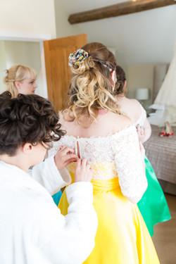 Zoe & Bridesmaids