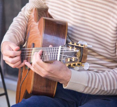 גיטרה ג'יפסי