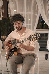 גיטריסט לחתונה
