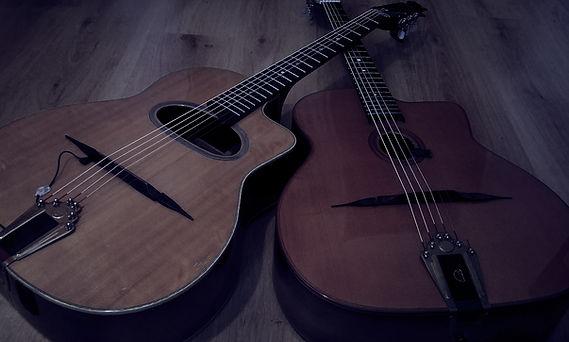 גיטרת ג'אז צועני
