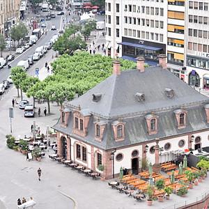 MONOPOLY FRANKFURT CITY EDITION