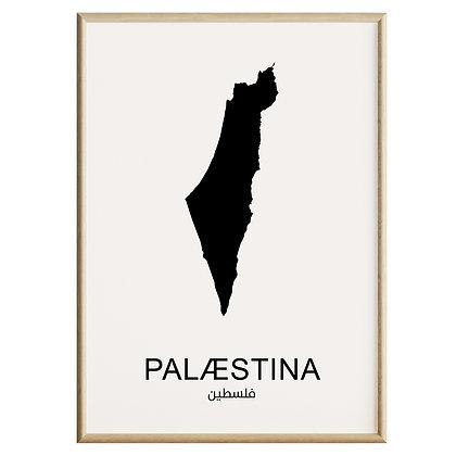 Palæstina Plakat