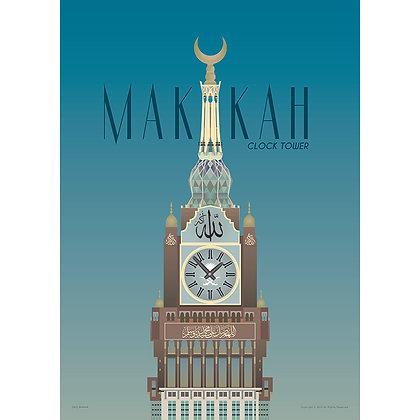 Clock Tower, Stor Plakat