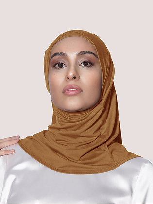 (Cross) Bronze Jersey Khimar