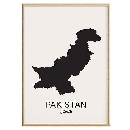 Pakistan Plakat
