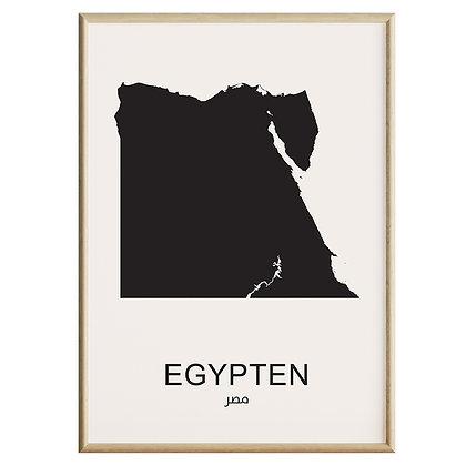 Egypten Plakat