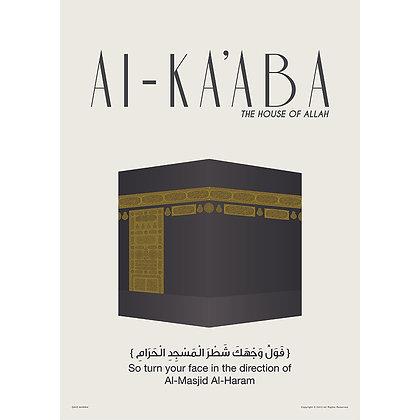 Al Kaaba, Stor Plakat
