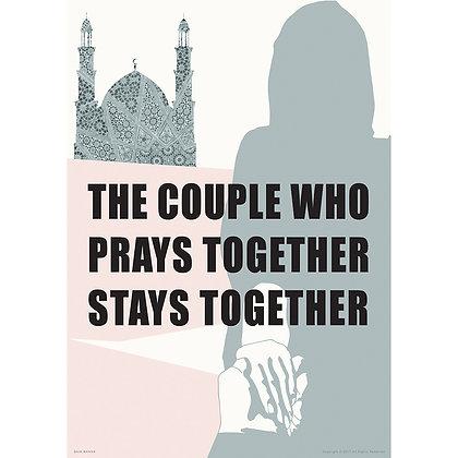 The Couple... Plakat