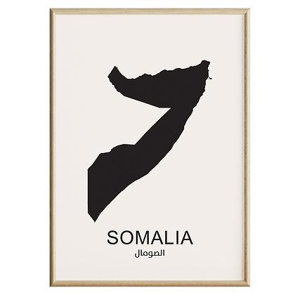 Somalia Plakat