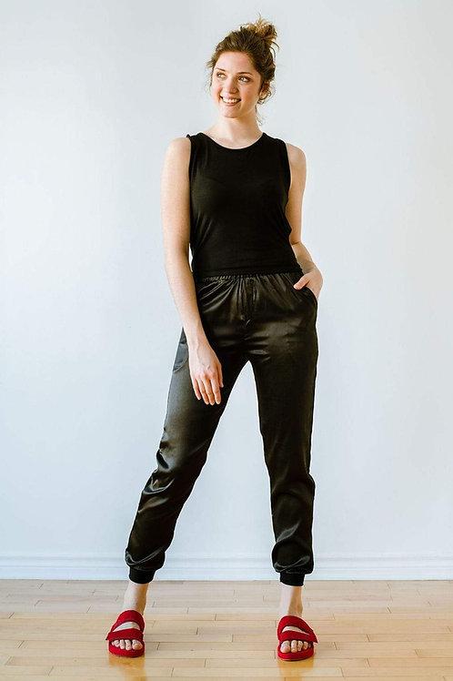 Pantalon Kollam noir