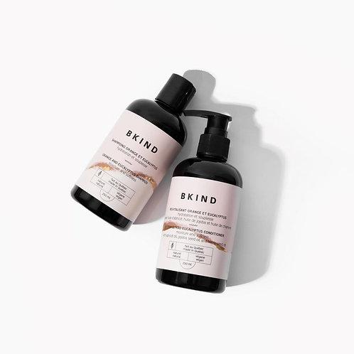Duo shampoing et revitalisant - hydratation et souplesse