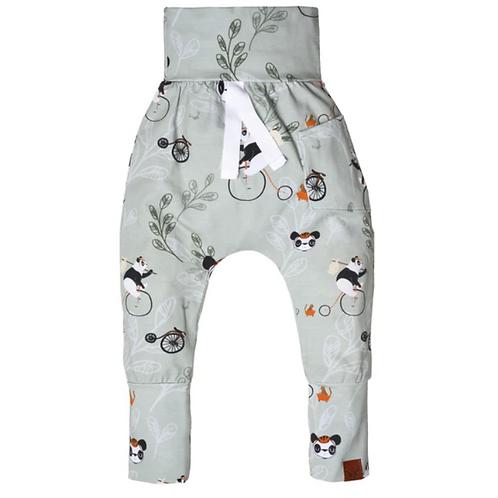 Pantalon évolutif pandas