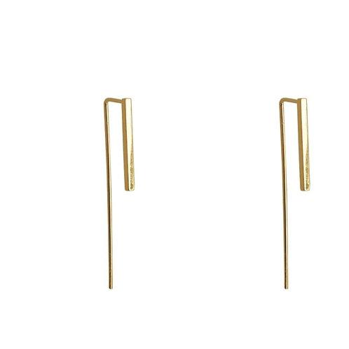 Boucles fils et pendentifs Tiges simples