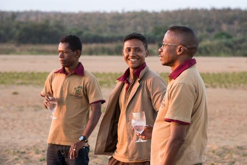 Mandrare Camp Team