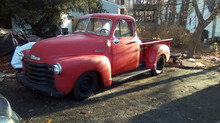 What's It Worth? 1952 Chevrolet 3100 Five Window Pickup ..Rust Free Oklahoma Farm Find
