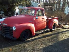 What's It Worth? 1952 Chevrolet 3100 Five Window Pickup ..Rust Free Oklahoma Farm Find