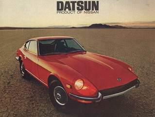 What's It Worth? 1971 Datsun 240Z ..Redfining The Affordable Sports Car and Making The Brits Cry At