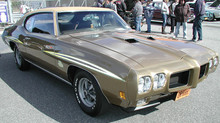 What's It Worth? 1970 Pontiac GTO Judge Ram Air III. Johnny D The GTO and a Legend