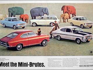 What's It Worth? 1968 Opel Kadett ..Classic German Econobox With Gusto