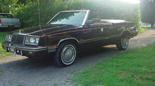 Retro Road Test ..1982 Chrysler LeBaron. Driving Uncle Lee's K-Car Drop Top