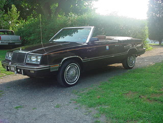 Retro Road Test ..1982 Chrysler LeBaron. Driving Uncle Lee's K-Car Drop Top