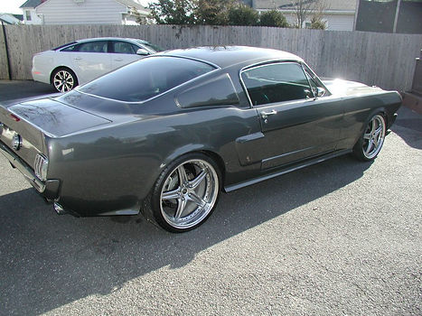 """What's It Worth? 1965 Ford Mustang Fastback """"Resto-Mod   Is This The"""