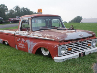 Vintage Auto Appraisal Is Heading To The 2019 Carlisle All Truck Nationals ..Stop By With Ur Big Ole