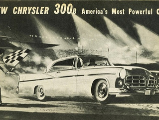 What's It Worth? 1956 Chrysler 300B ..Was This Hemi Luxury Liner The First Muscle Car?