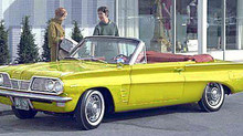 "What's It Worth? 1962 Pontiac Tempest ""Trophy 4"" Convertible ..A Johnny D Gem"