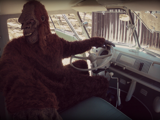 On The Road with Johnny B ..Pondering What Bigfoot Would Drive and Why Nobody Ever Spots Him In Long