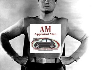 It's A Bird! It's A Plane! No..It's Appraisal Man!
