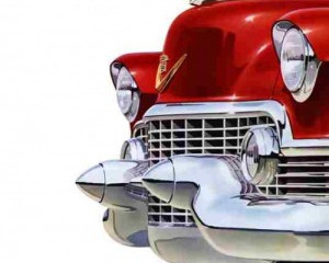On The Road with Johnny B ..Did You Know That Caddy's Bumper Ends In The 50's Were Inspired