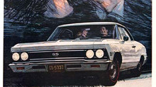 """What's It Worth? 1966 Chevrolet Chevelle SS396. Defining The Term """"Super Sport"""""""