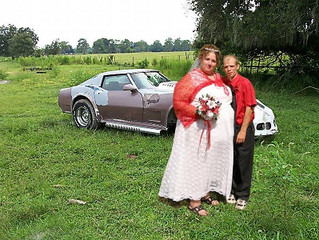 Redneck Auto-Moment ..Billy Bob Introduces Rent-A-Vette And Never Let Uncle Zeb Fix Yer Brakes