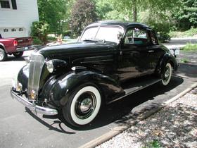 What's It Worth? 1937 Chevrolet Master DeLuxe Coupe ..Another Harley Earl Design Masterpiece