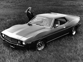 What's It Worth? 1971 AMC Javelin AMX ..Is The Rodney Dangerfield Of Muscle Cars Finally Getting