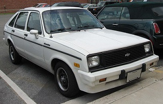 Retro Road Test ..1984 Chevy Chevette Diesel, Get 50mpg And Shake A Tooth Loose All At The Same Time
